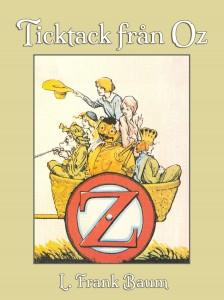 Framsida Ticktack från Oz