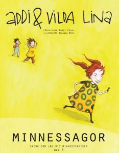 Framsida Addi och Vilda Lina