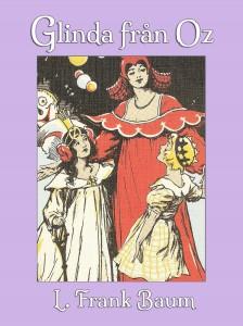 Framsida Glinda från Oz